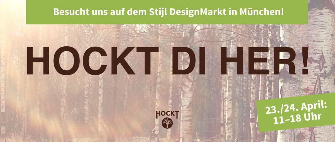 Hockt Di her! – Stijl München