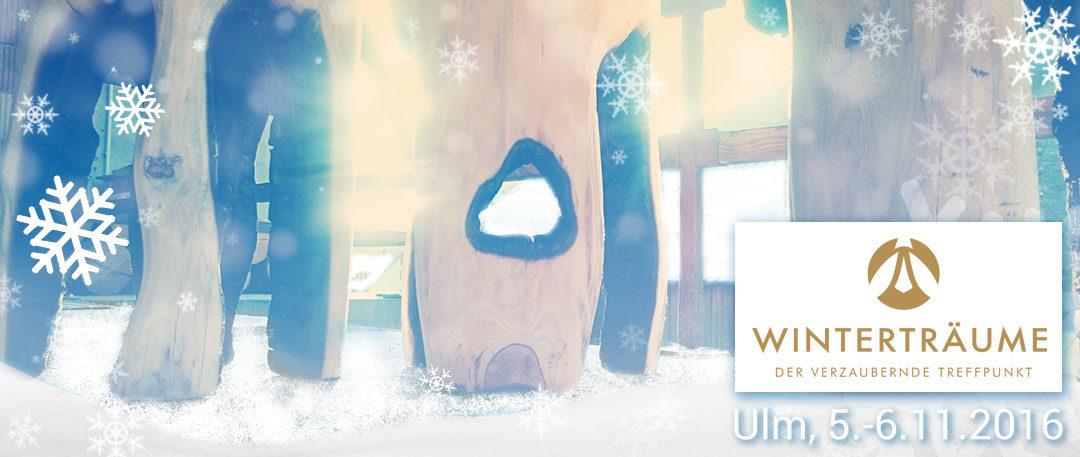 Messe: Winterträume in Ulm / 5.-6.11.2016
